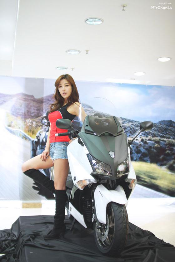Jo Sang Hee Yamaha Motors