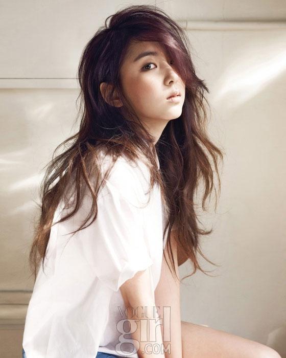 4minute Korea Vogue Girl Magazine