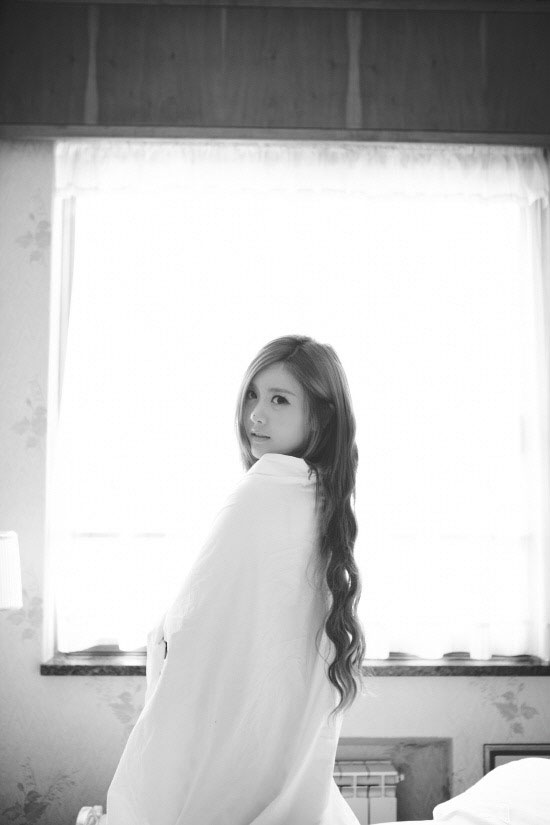 Korean girl group T-ara Qri