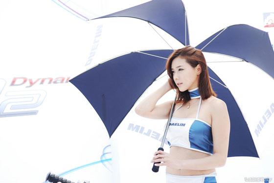 Kim Ha Yul Korea Scooter Race Championships 2012