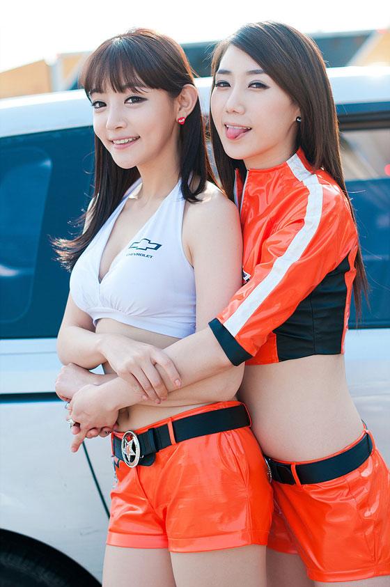 Lee Sung Hwa CJ Super Race 2012