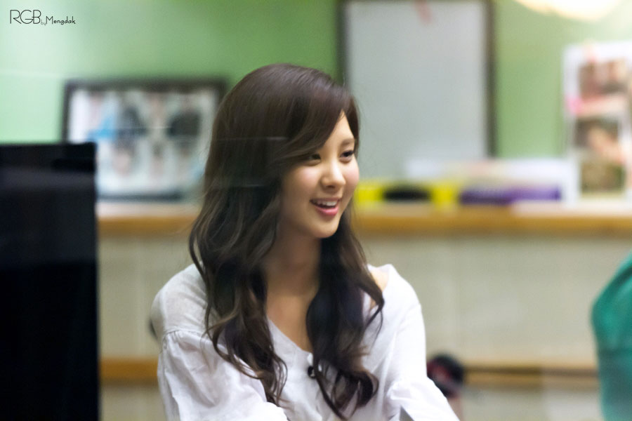 SNSD Seohyun Kiss Radio