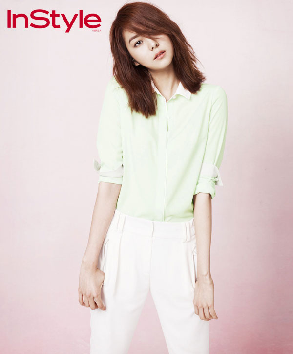 After School Uie Instyle Magazine