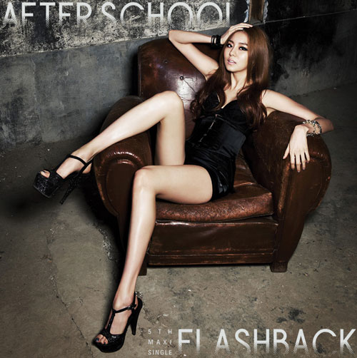 Uee After School Flashback