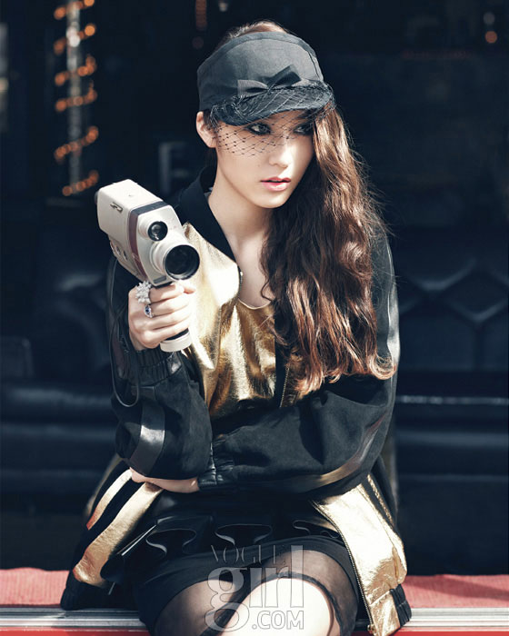 Krystal Jung Vogue Girl Magazine
