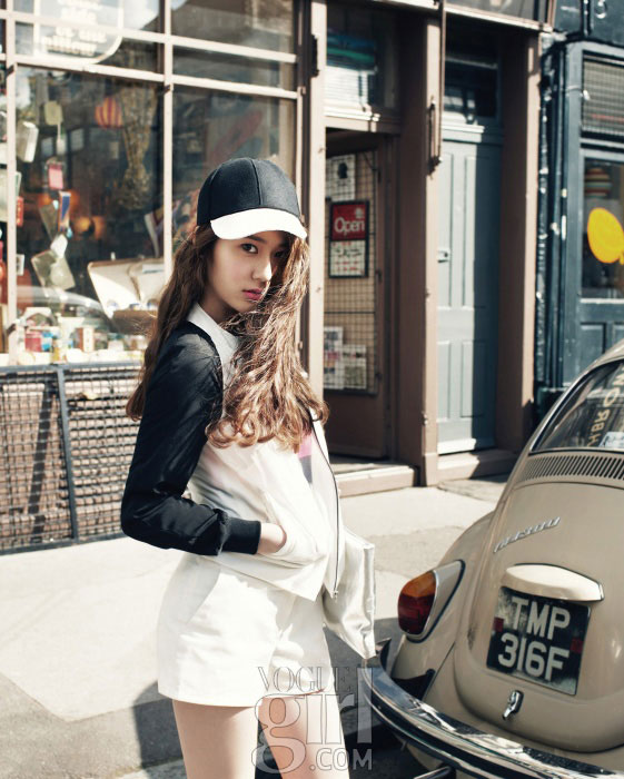 Krystal Jung Vogue Girl Magazine