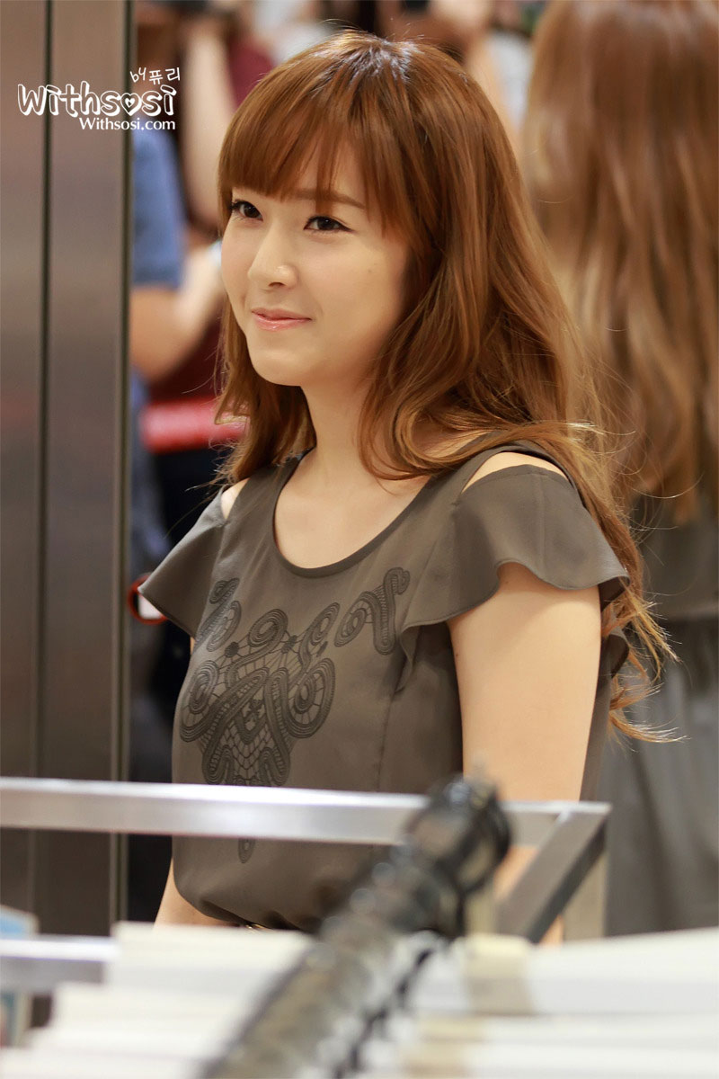 SNSD Jessica Coming Step