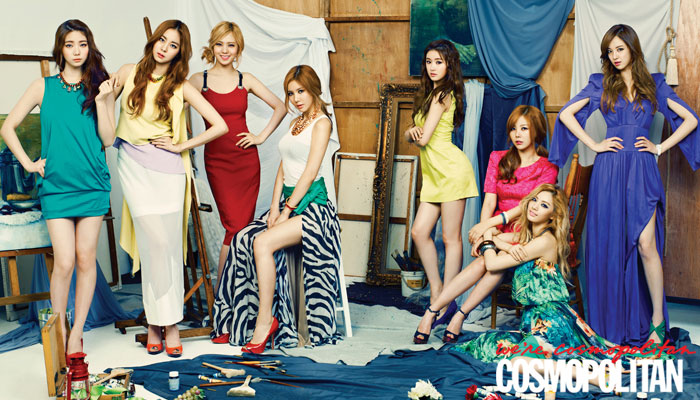 After School Cosmopolitan Magazine