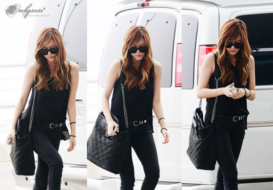 Girls Generation Airport Fashion