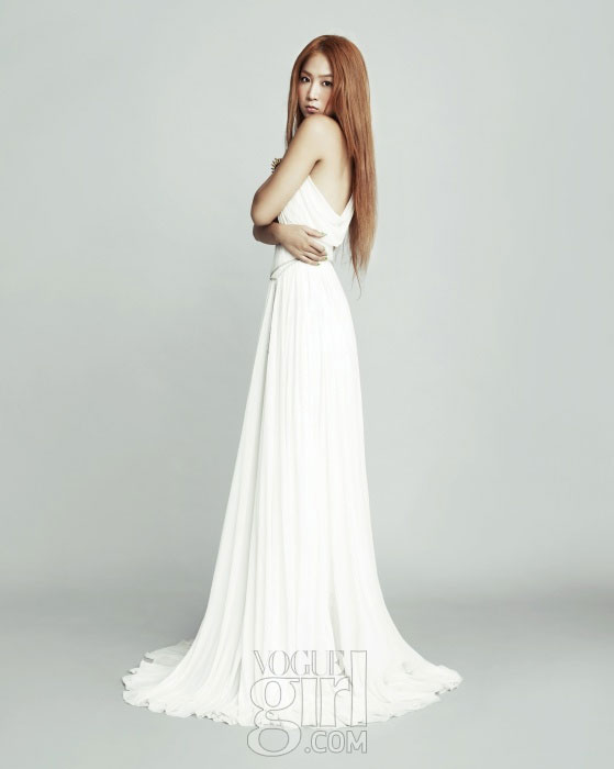 Sistar Vogue Girl Magazine