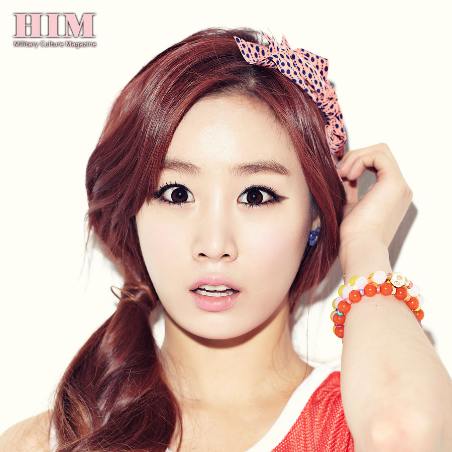 Girls Day Jihae HIM Magazine