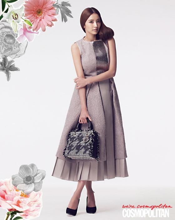 Han Chae Young Cosmopolitan Magazine
