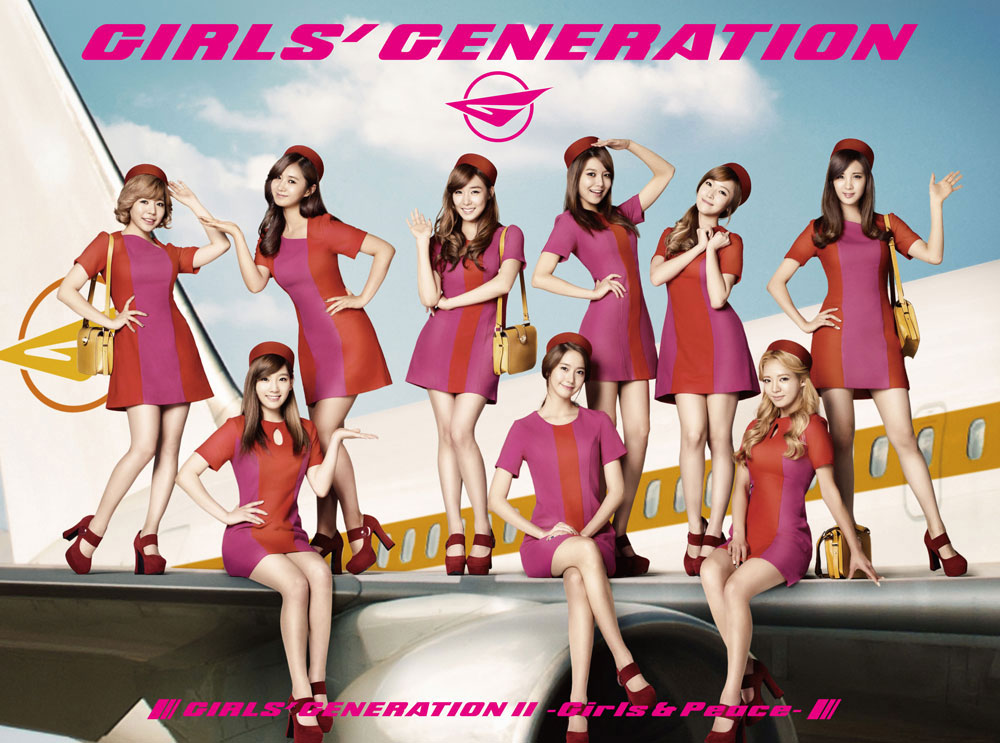Girls Generation II Girls & Peace