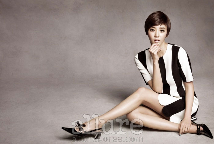 Son Dambi Allure Magazine