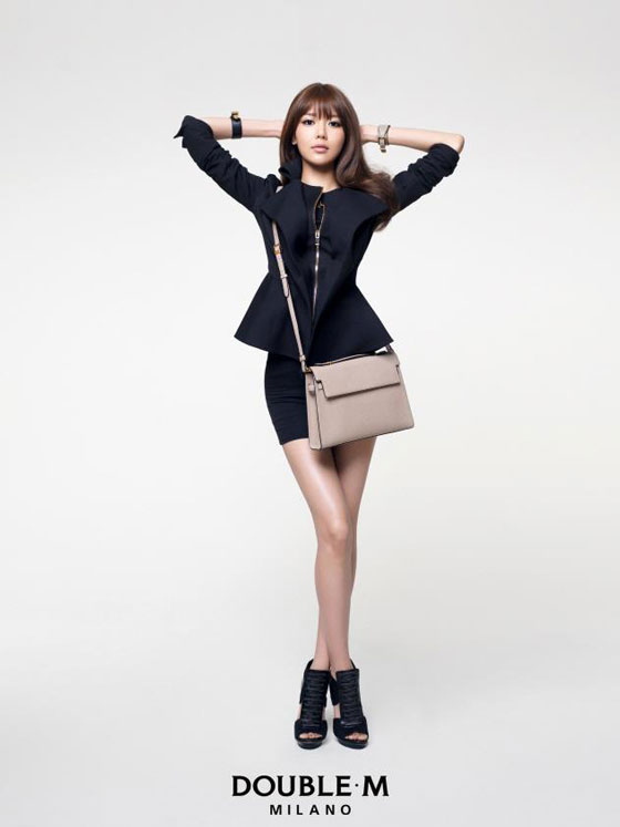 Choi Sooyoung Double M fashion