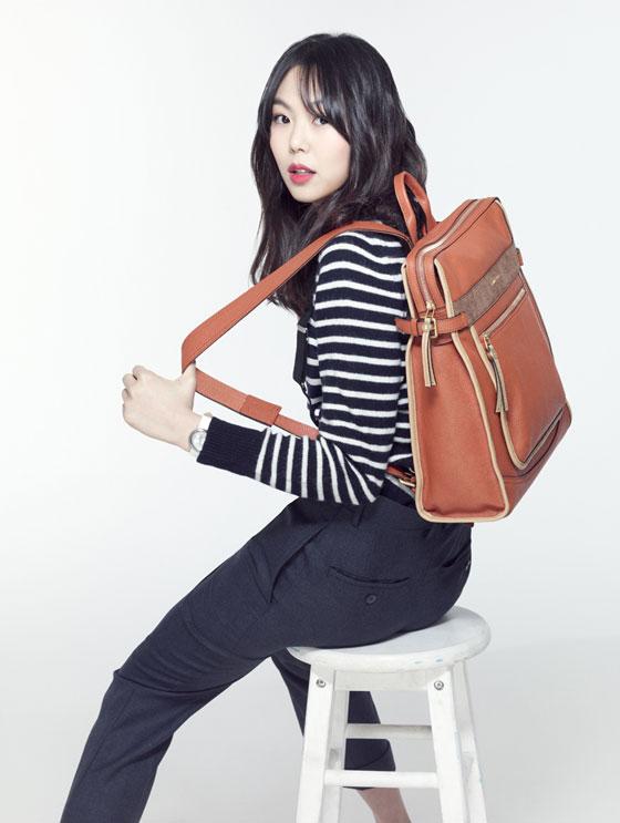 Kim Min Hee Bean Pole