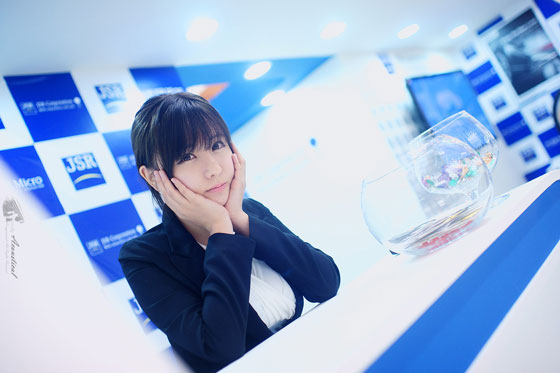 Ryu Ji Hye SEMICON Korea 2013