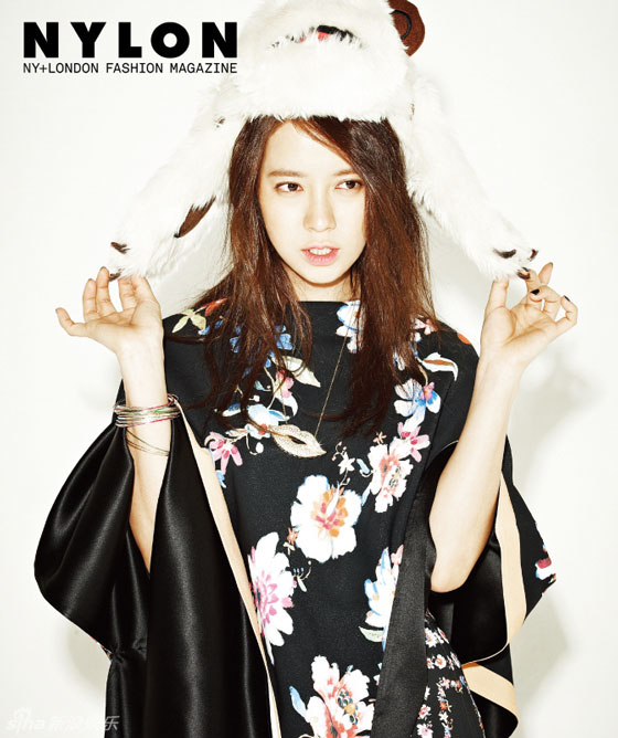 Song Ji Hyo Korean Nylon Magazine