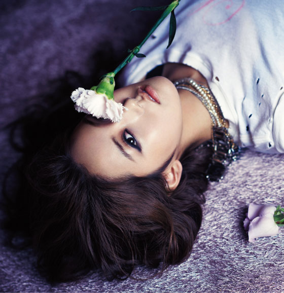4minute Gayoon Arena Homme Magazine