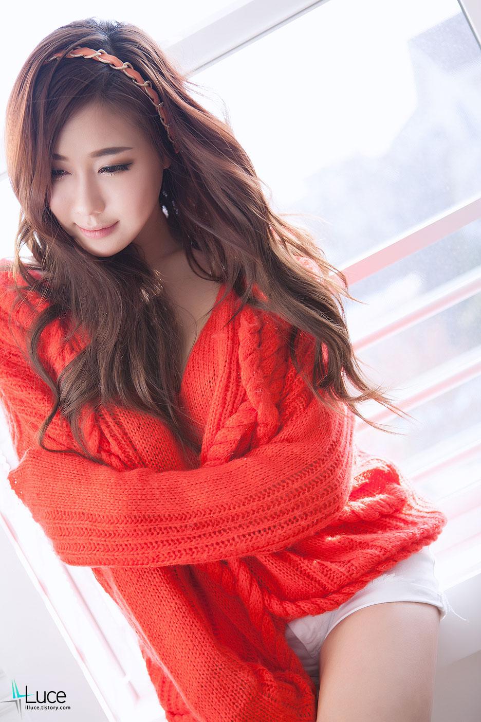 Sexy cute Korean model Kim Ha Yul