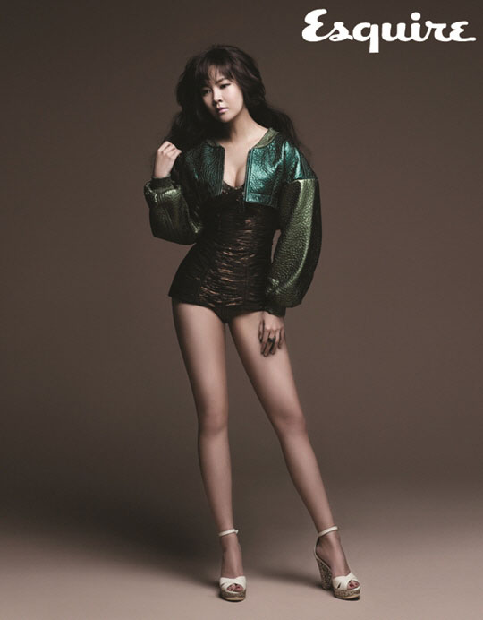 Choi Yoon Young Esquire Magazine