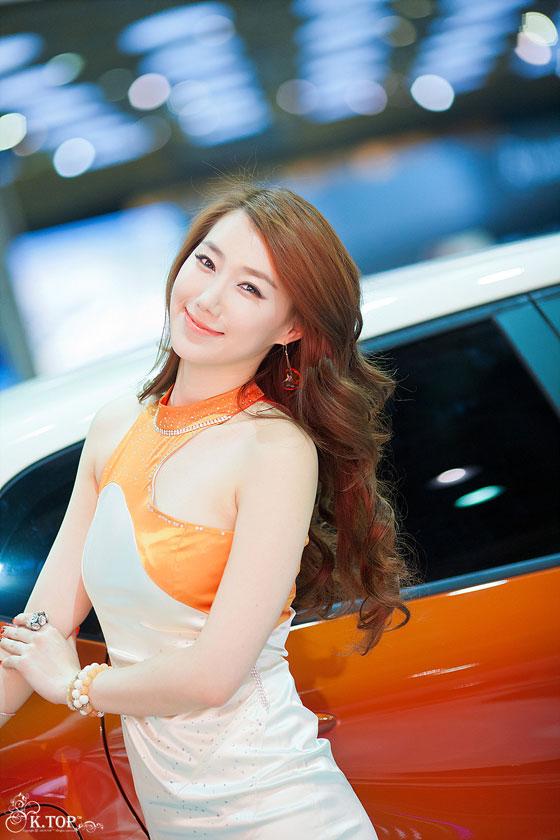 Lee Sung Hwa Seoul Motor Show 2013