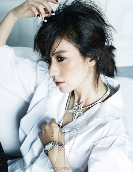 Han Hyo Joo W Korea Magazine