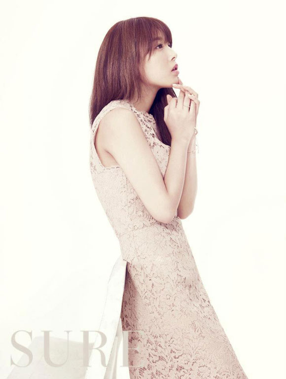 Wonder Girls Yoobin Sure Magazine