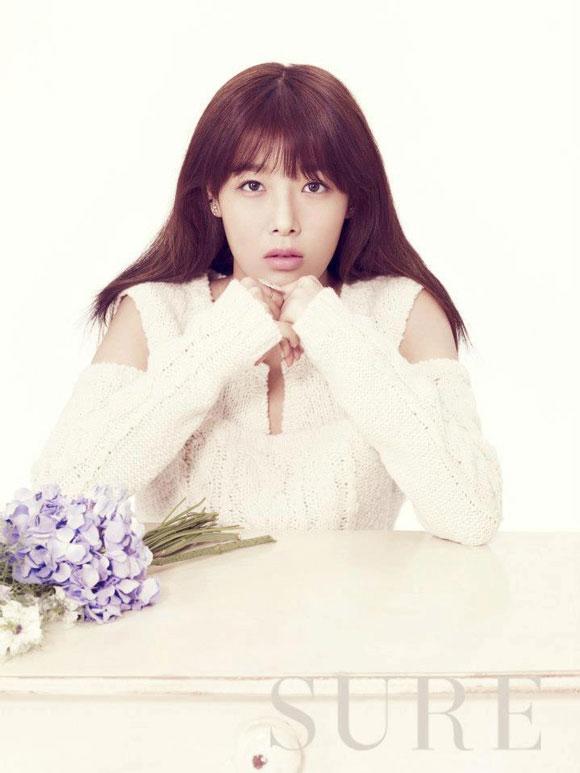 Wonder Girls Yoobin Sure Magazine