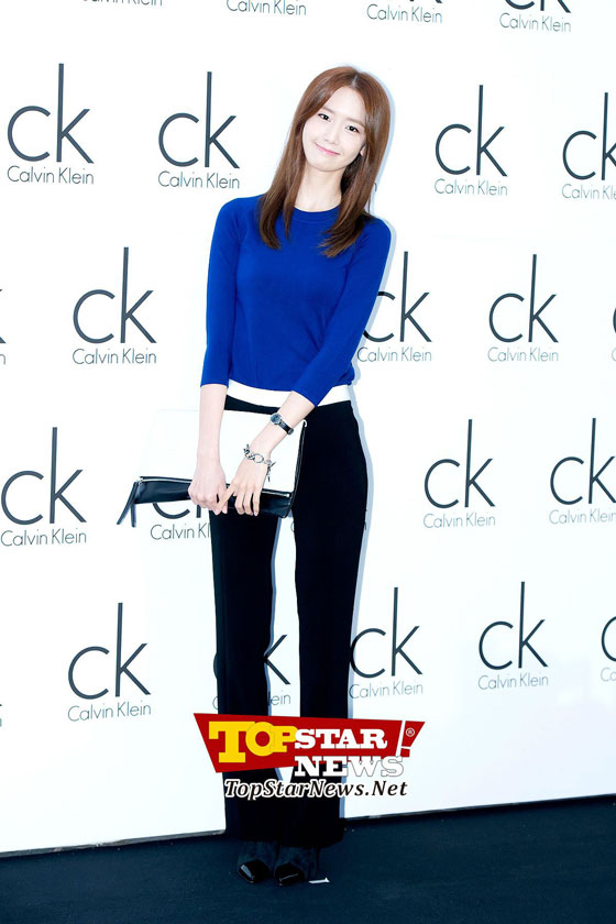 Girls Generation Yoona Calvin Klein