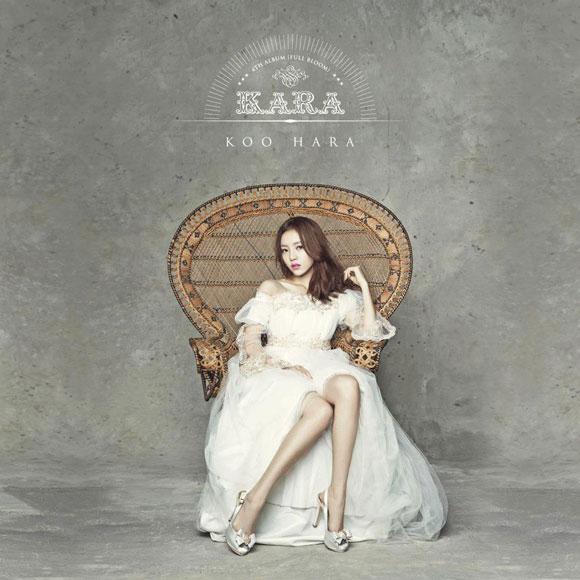 KARA Hara Korean Full Bloom album