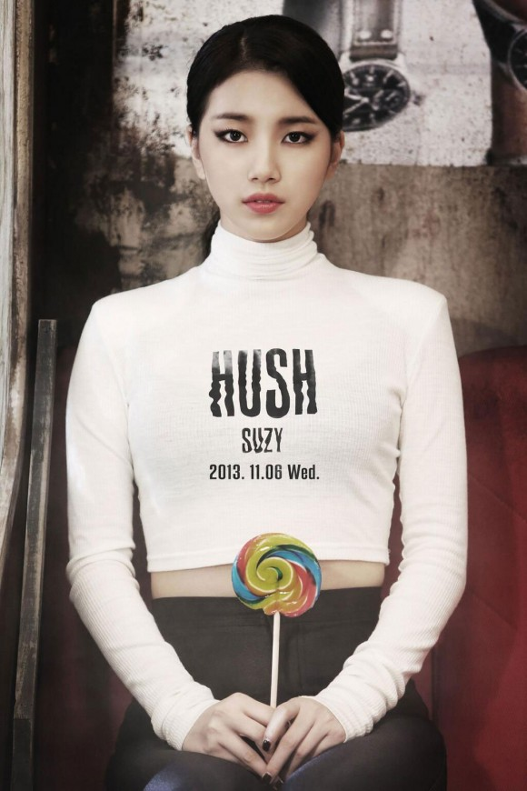 Miss A Suzy Hush Korean album