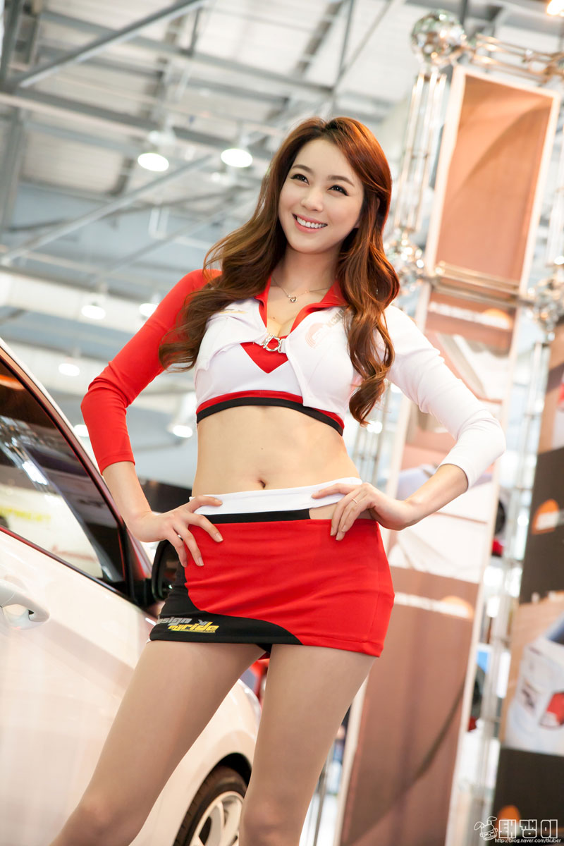 Ju Da Ha Korean Automotive Week 2014