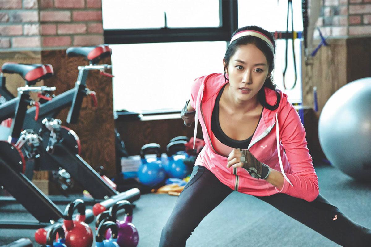 Jeon Hye Bin Arena Sports Korea
