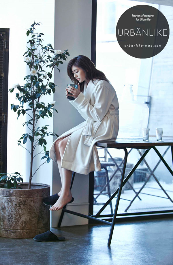 Actress Jung So Min Urban Like Magazine