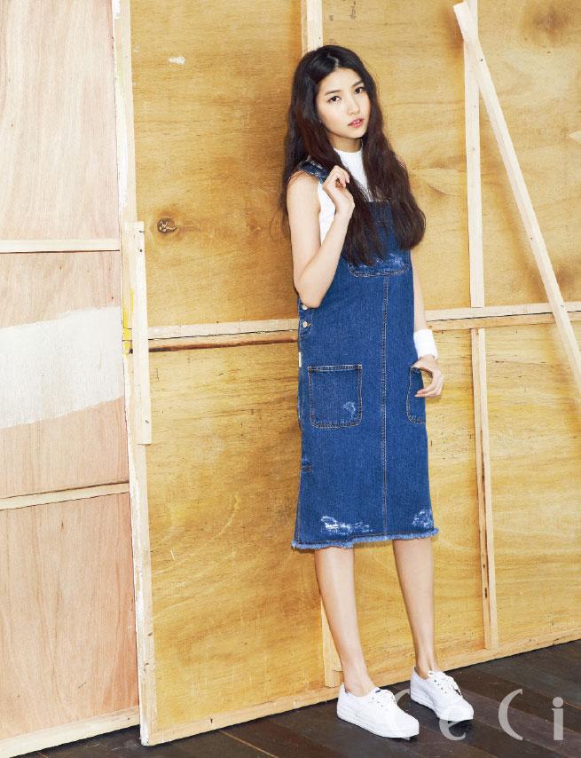 Korean girl group G-Friend CeCi Magazine