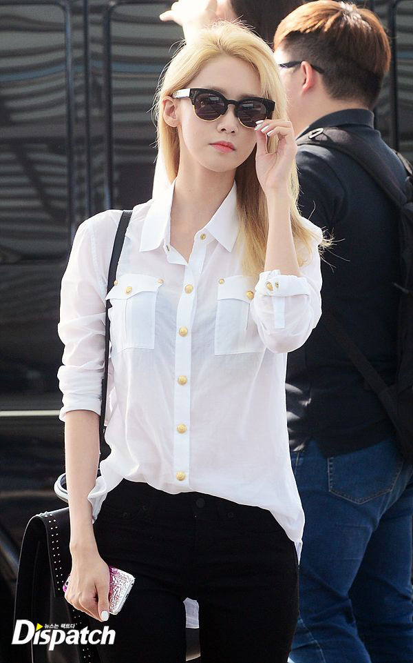 Girls Generation Yoona Incheon Airport
