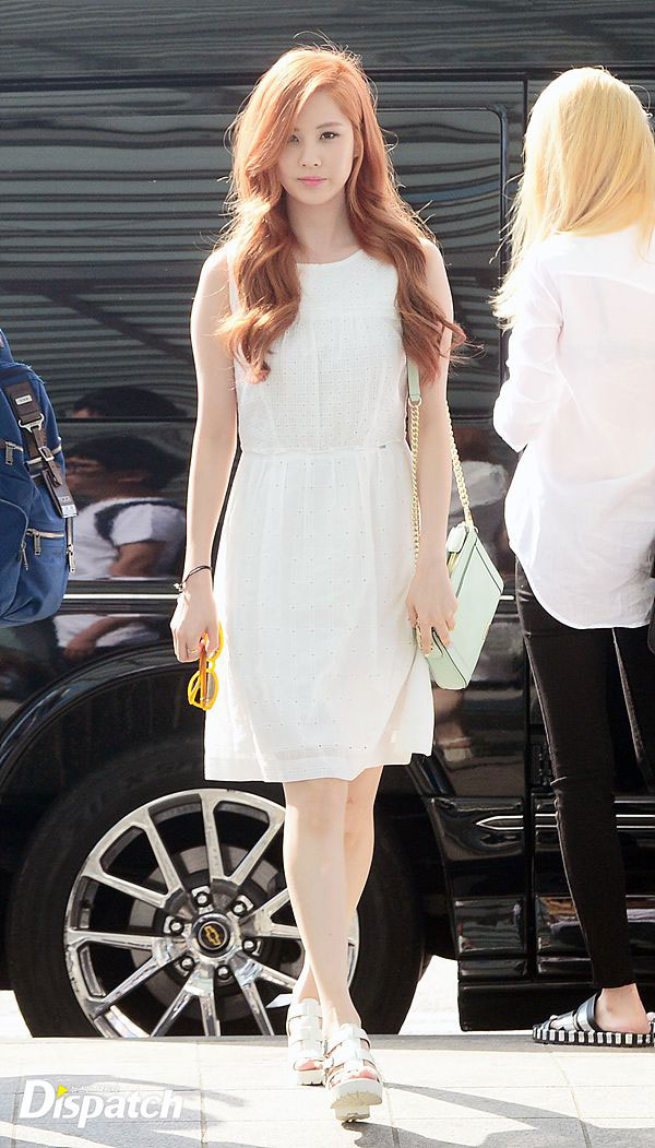 Girls Generation Seohyun Incheon Airport