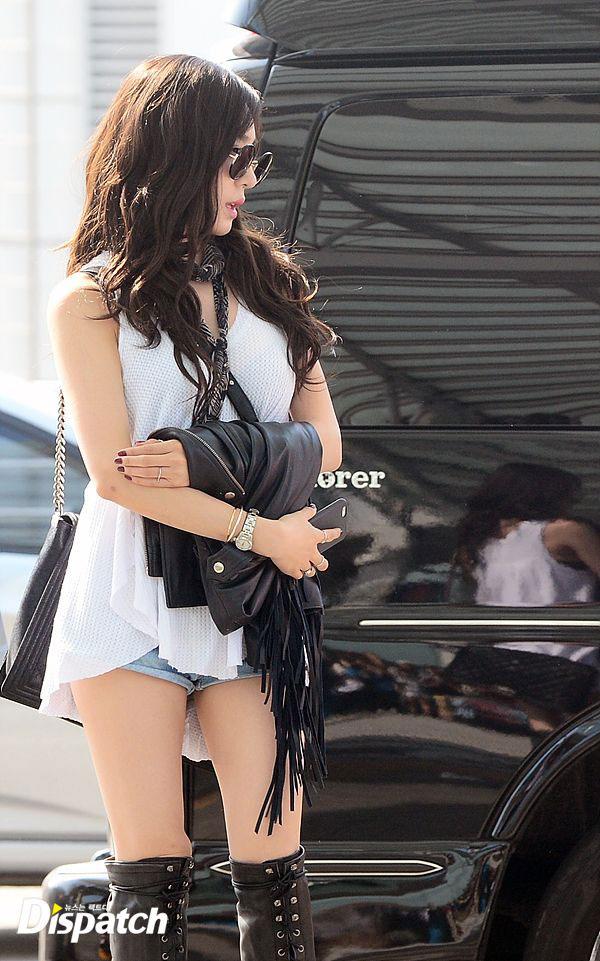 Girls Generation Tiffany Incheon Airport