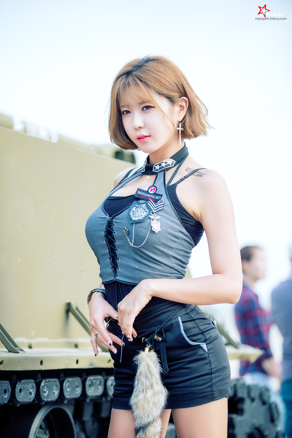 Heo Yun Mi World of Tanks