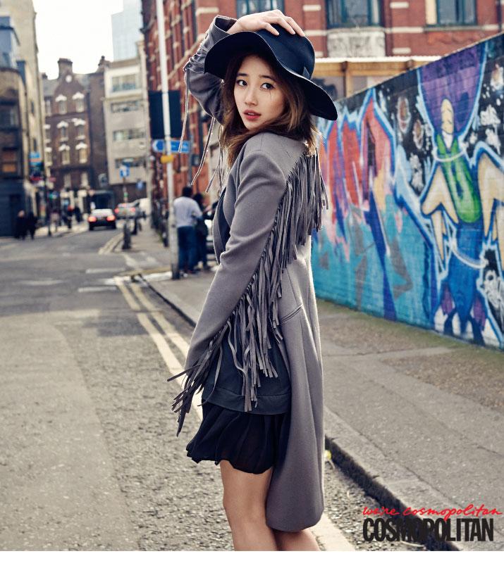Miss A Suzy Cosmopolitan Magazine