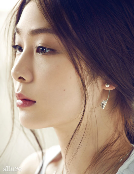Kim Yu Na Korean Allure Magazine