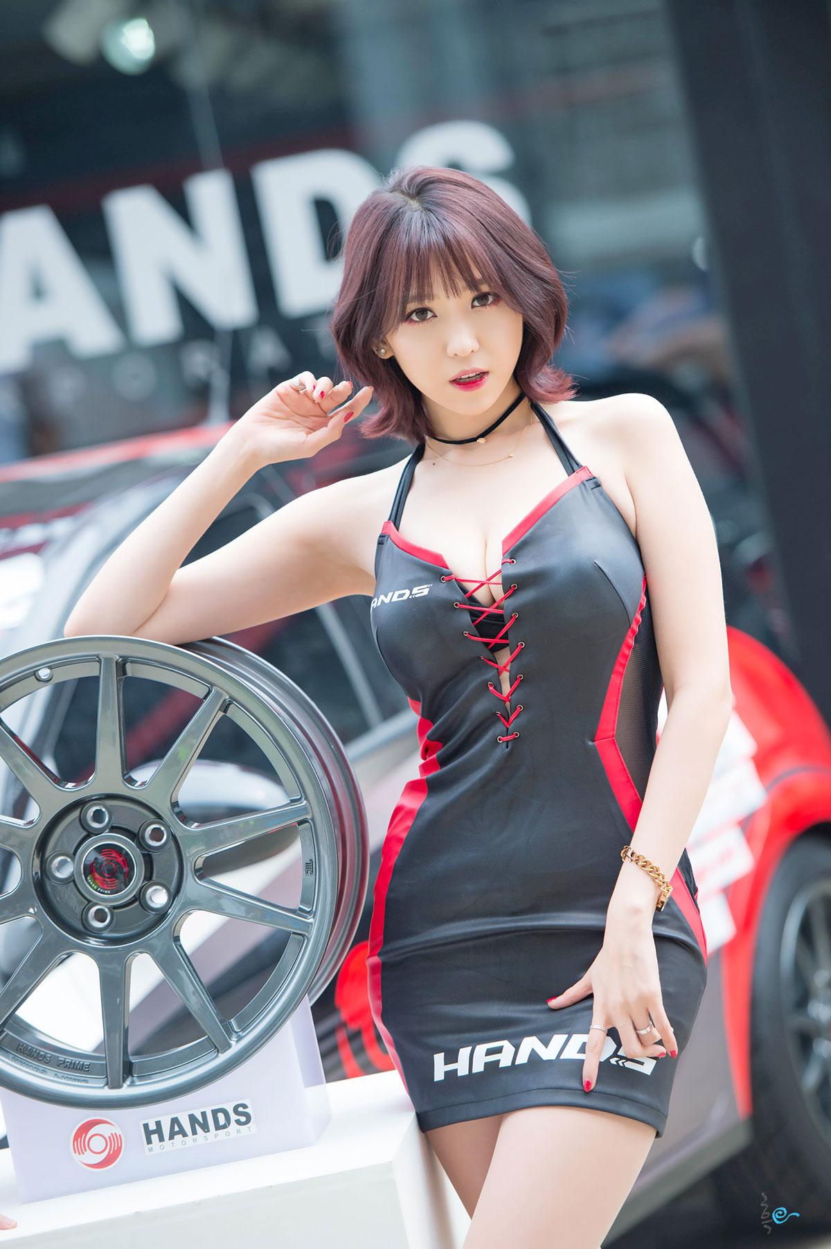 Lee Eun Hye Asian Festival of Speed 2015