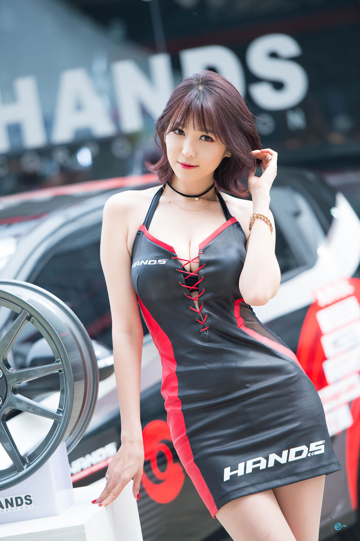 Lee Eun Hye Asian Festival of Speed 2015