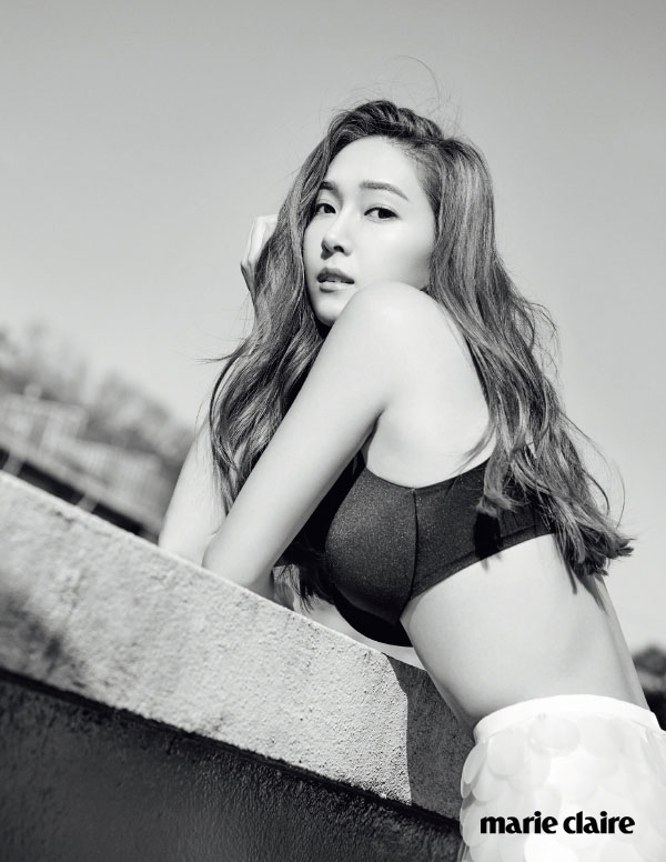Jessica Jung Korean Marie Claire Magazine