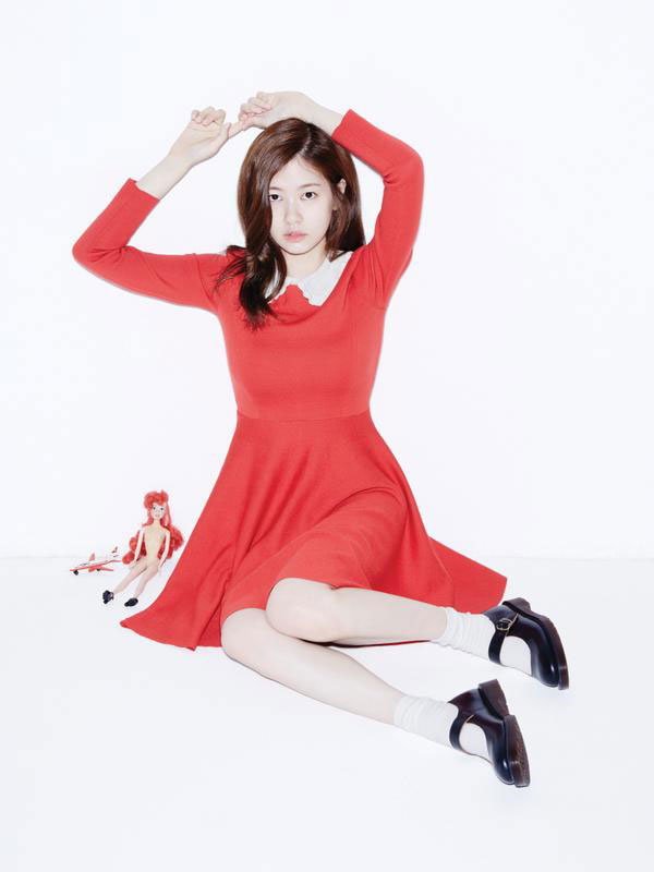 Jung So Min Korean OhBoy Magazine