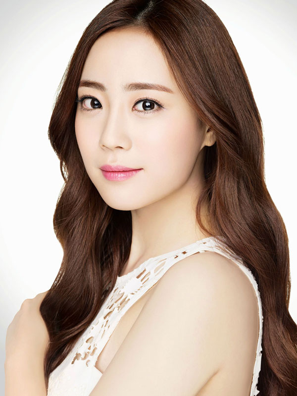 KARA Youngji Lavida cosmetics Korea