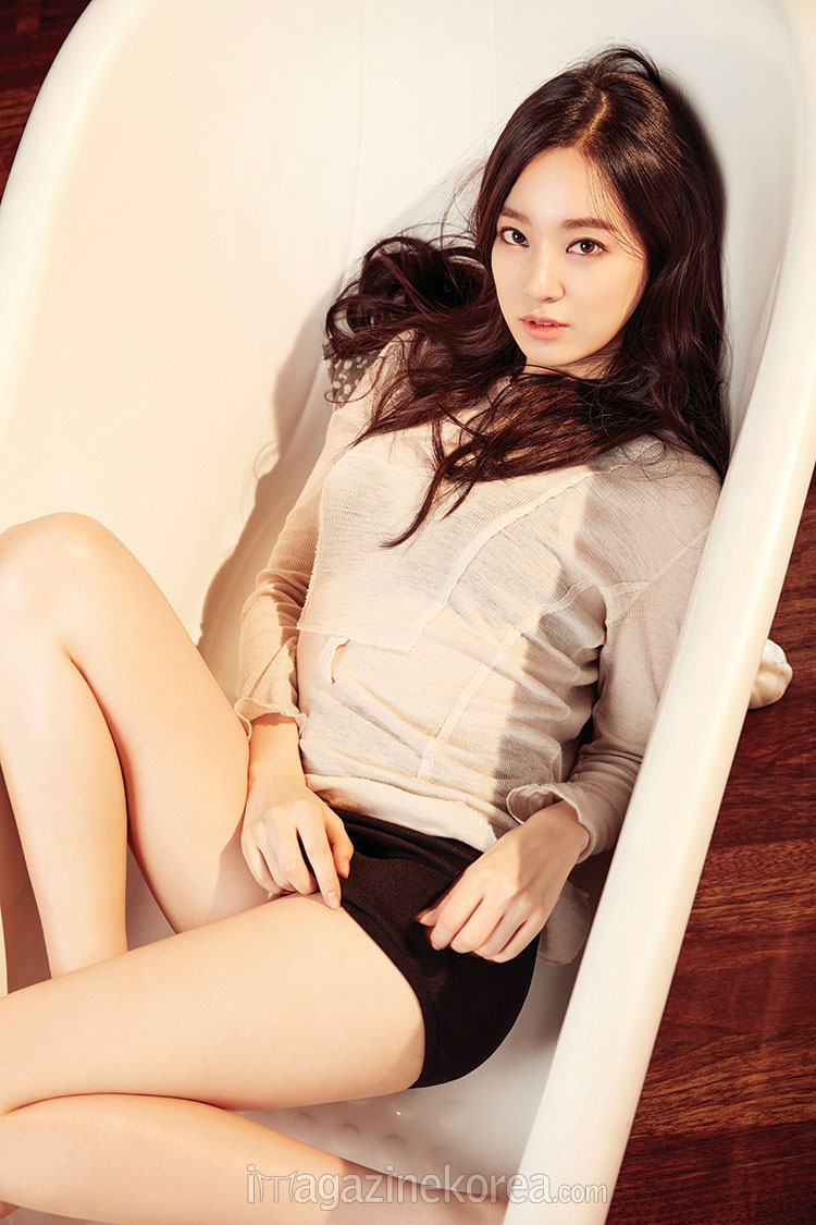 Lee Joo Yeon Korean Esquire Magazine