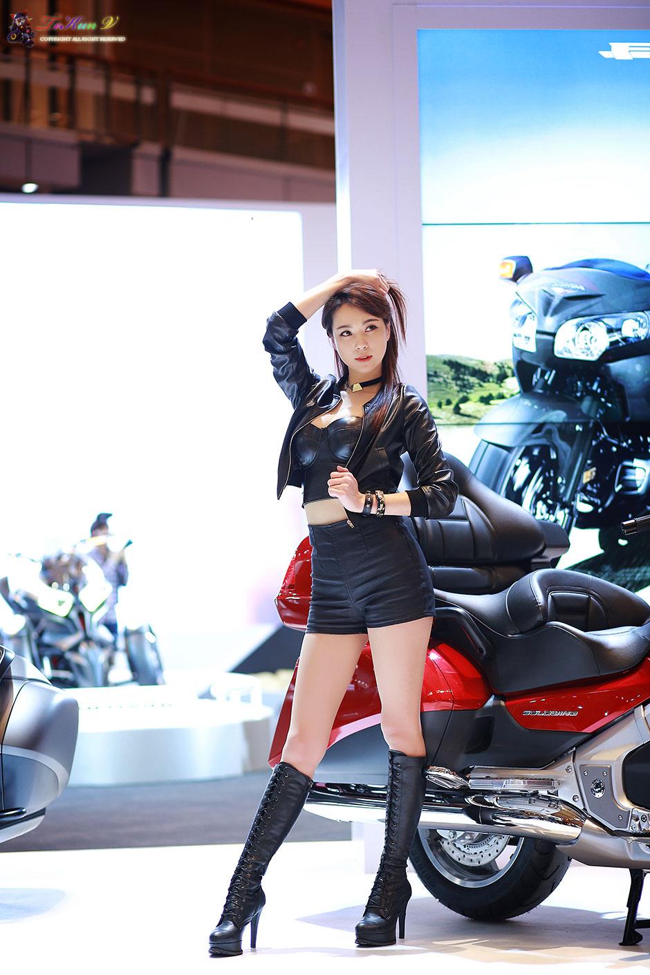Ju Da Ha Korea Motorcycle Show 2016 Honda