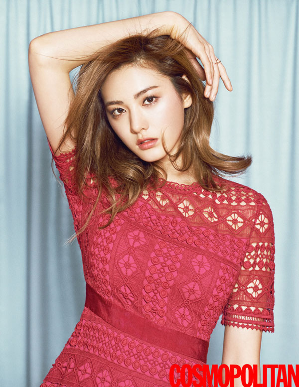 After School Nana Korean Cosmopolitan Magazine